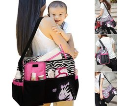 Merry Diaper Bag (3-Piece)