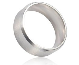 19MM Unisex Ring In Two Colors