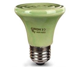 Ceramic Heat Lamp For Terrarium (30W / 60W / 90W)