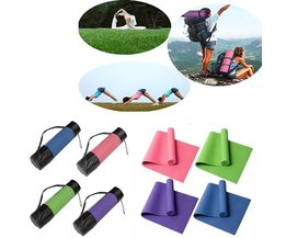 Fitness Mat For Yoga And Etc In Multiple Colors