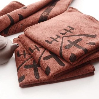 Water-Absorbing Microfiber Tea Towel