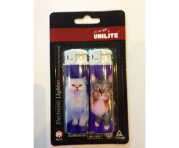 Duo aansteker katten