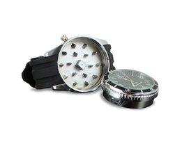 Grinder Horloge