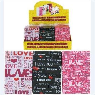 Sigarettenbox Love