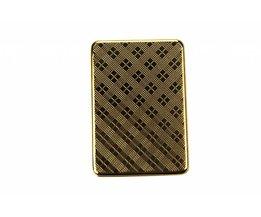 Shayu USB Oplaadbare Aansteker Goud Motief