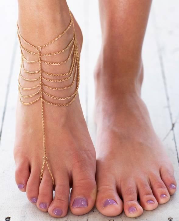 Foot Chain Luiza