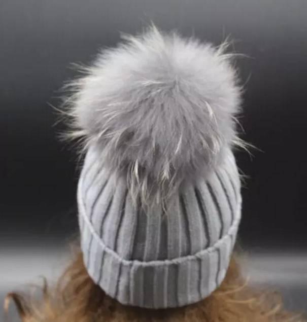 Beanie Fur Fabia