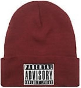 Beanie Parental Advisory