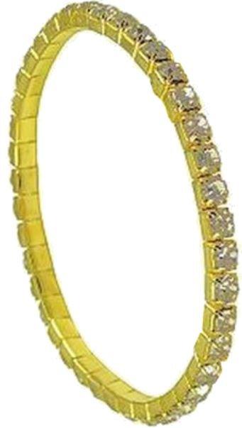 Bracelet One Row Crystal