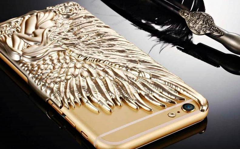 Phone Case 3D Wing