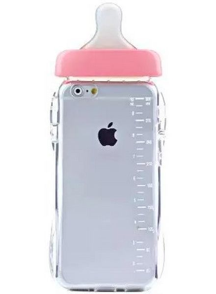 Phone Case Baby Bottle