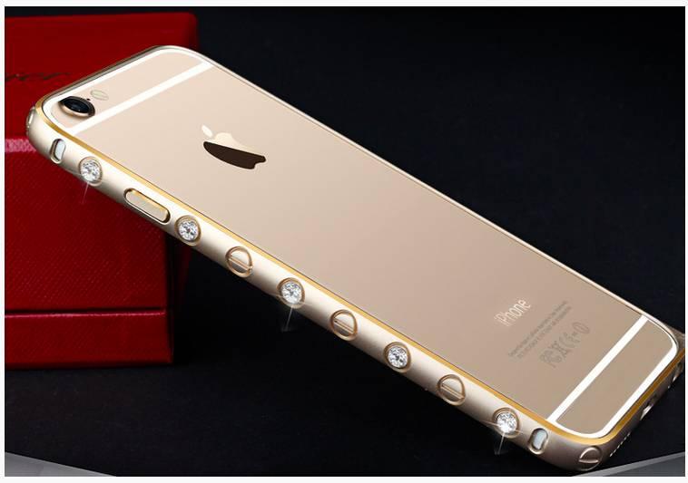 Phone Bumper Love Crystal