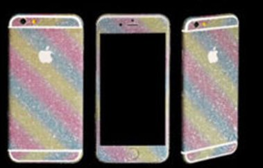 Phone Decal Glamour