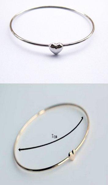 Bracelet Heart Small