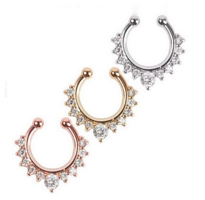Nose Rings Riania