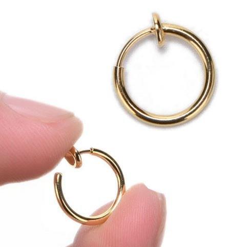 Nose/Lip Ring Plaira