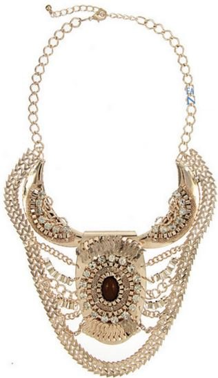 Big Necklace Rufa