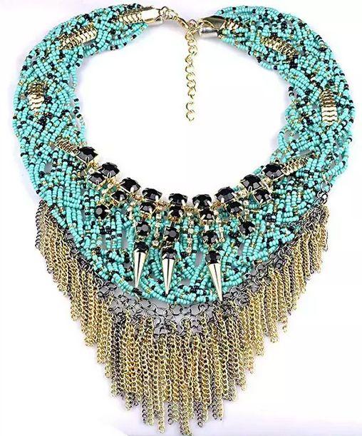 Big Necklace Abrinda