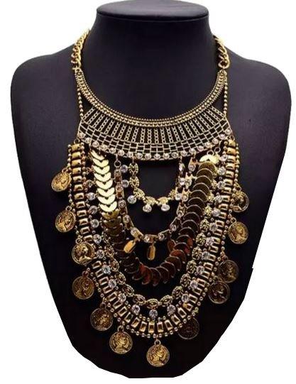 Big Necklace Emesta