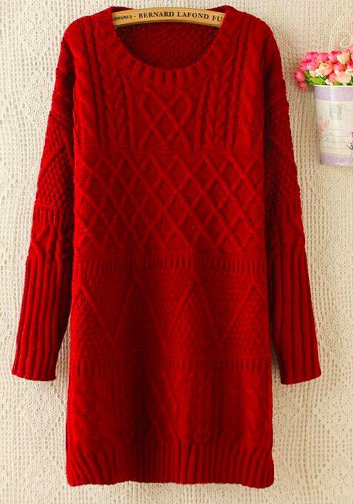 Knit Sweater Alba