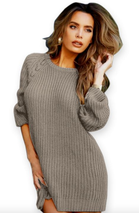 Knit Sweater Ivina