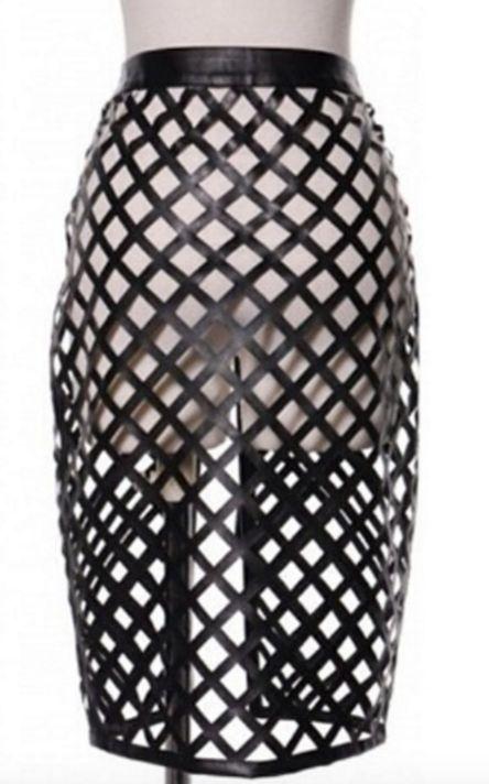 Skirt Caged Beau