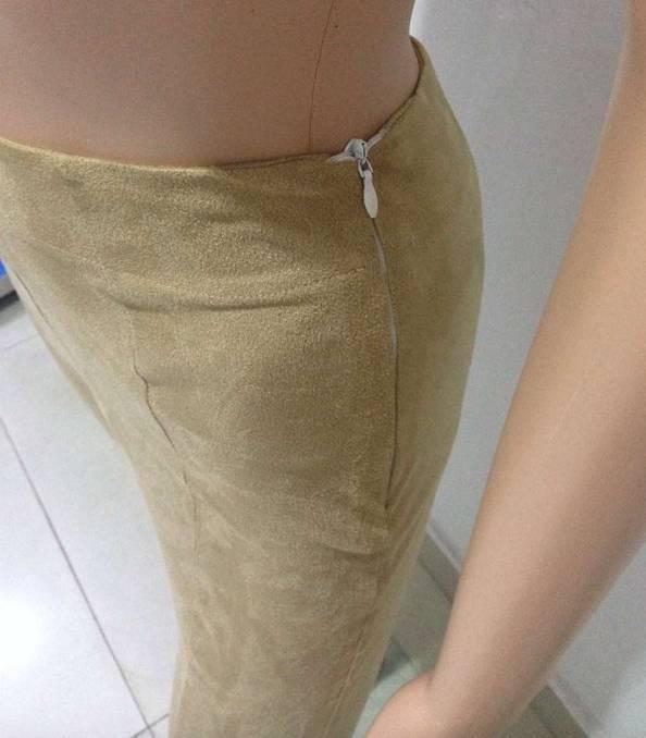 Legging Suede