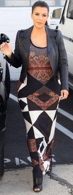 Maxi Dress Ishania