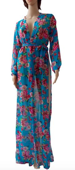 Maxi Dress Split Gina