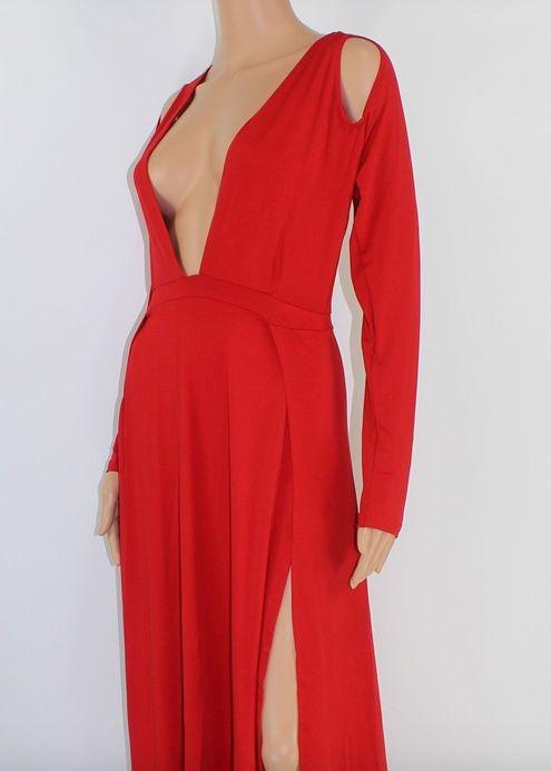 Maxi Dress Split Xio