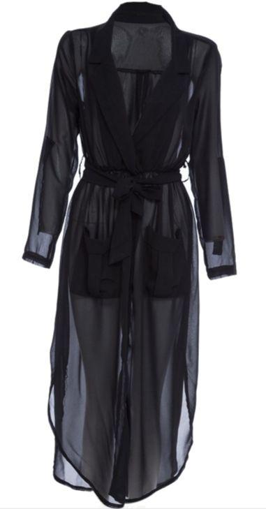 Maxi Dress Split Celest