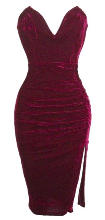Dress Velvet Sophia