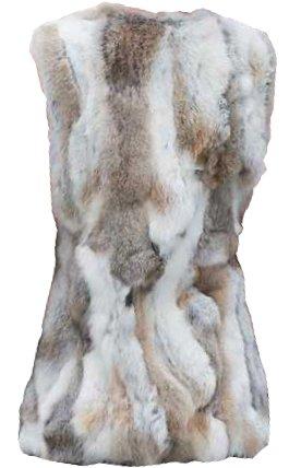 Fur Gilet Gelsomina
