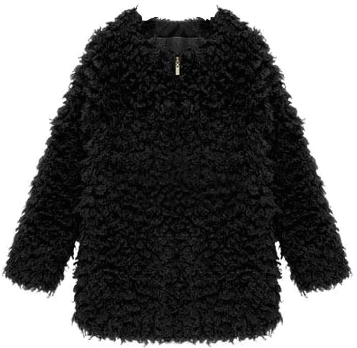Faux Fur Jacket Geltrude