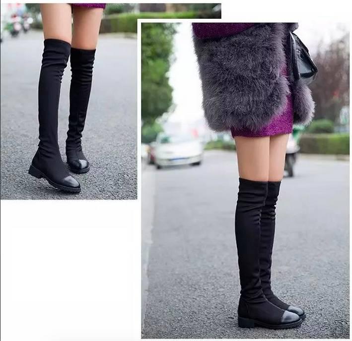 Overknee Boots Maribel