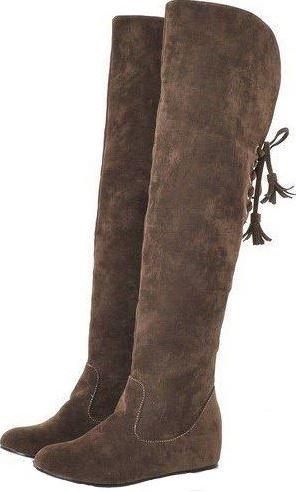 Overknee Boots Aliasira