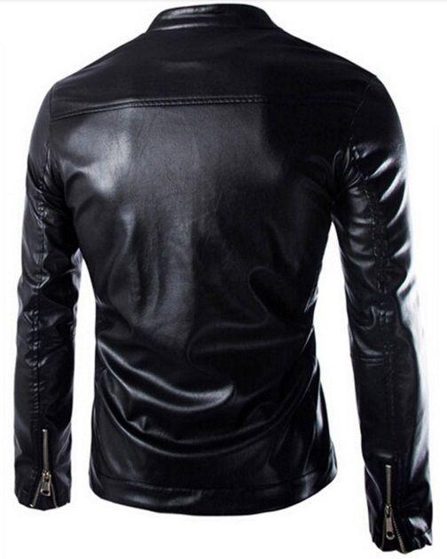 Leather Jacket Leonardo