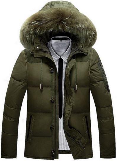 Down Jacket Albain