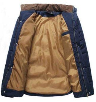 Padded Jacket Leolin