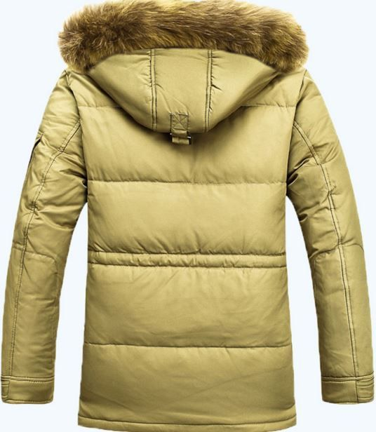 Down Jacket Dreight
