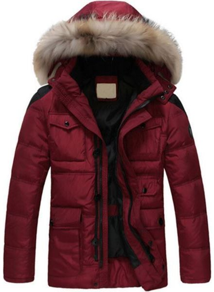 Down Jacket Pario