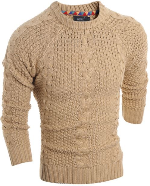Knit Sweater Alain
