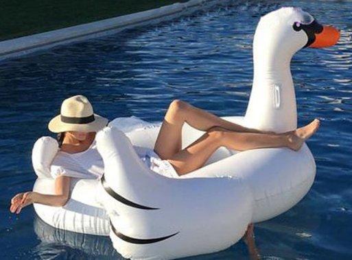 Swan Float 190 cm