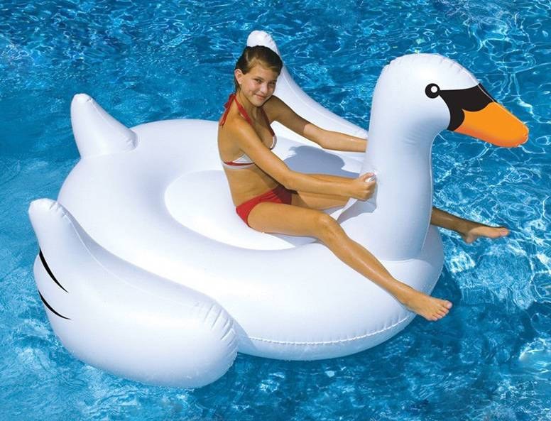 Swan Float 190 cm (2 PCS)