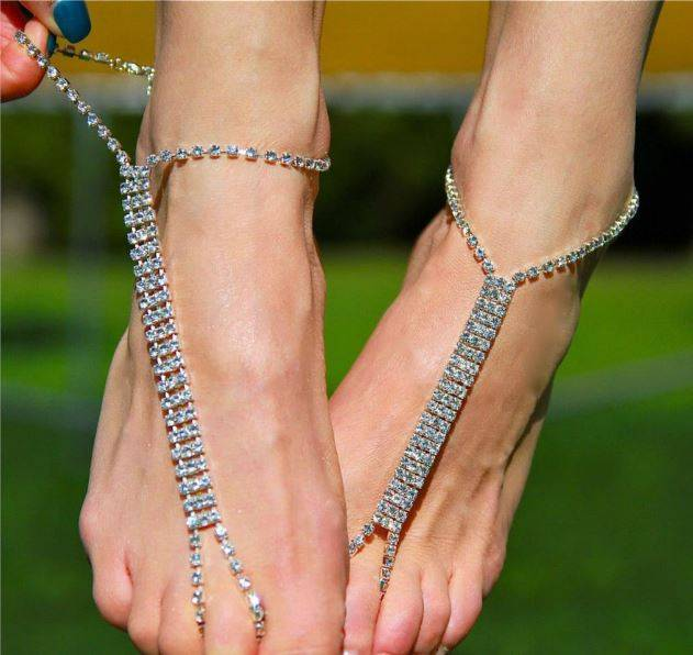 Foot Chain Xuxa