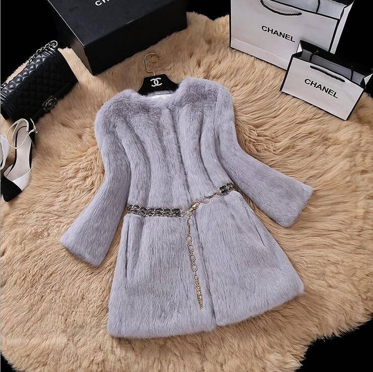 Fur Coat Muah
