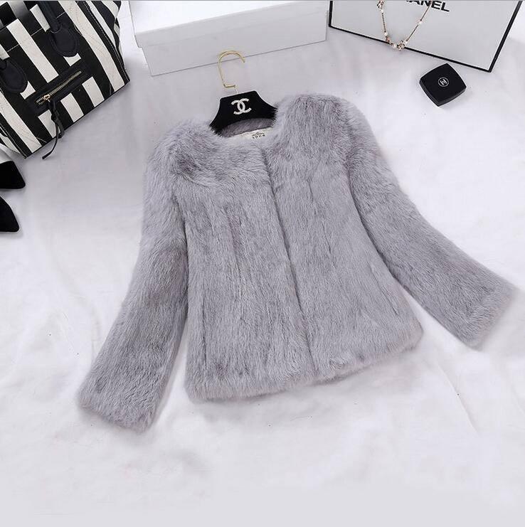 Fur Jacket Rabbit