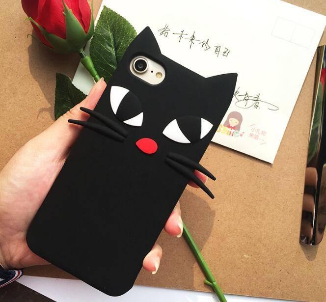 Phone Case Kit Cat