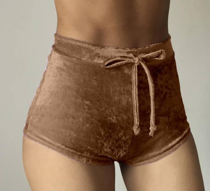 Shorts Velvet