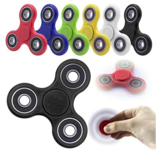 Fidget Spinners